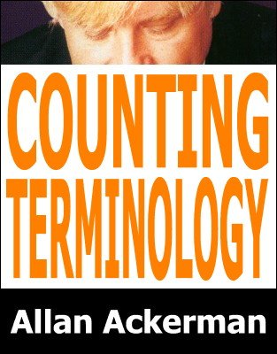 Counting Terminology by Allan Ackerman