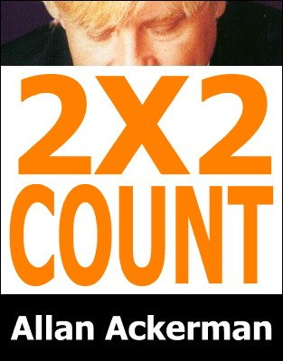 2-X-2 Count by Allan Ackerman