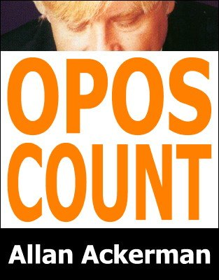 OPOS Count by Allan Ackerman