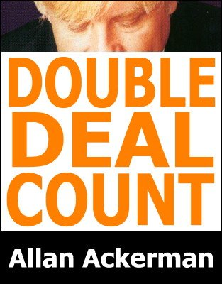 Double Deal Count by Allan Ackerman