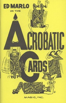 Acrobatic Cards by Edward Marlo