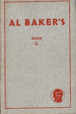 Al Baker's Book Two (used) by Al Baker