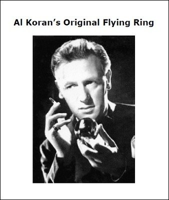 Al Koran's Original Flying Ring Instructions by Al Koran