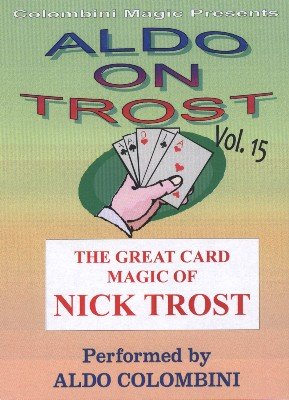 Aldo on Trost Volume 15 by Aldo Colombini