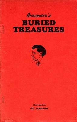 Annemann's Buried Treasures by Ted Annemann