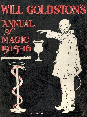 Annual of Magic 1915-16 by Will Goldston