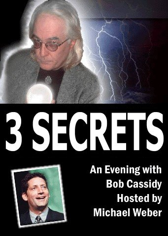 Artful Mentalism: Three Secrets by Bob Cassidy & Michael Weber