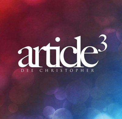 Article3 by Dee Christopher