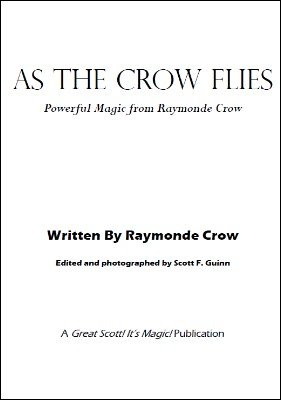 As The Crow Flies by Raymonde Crow