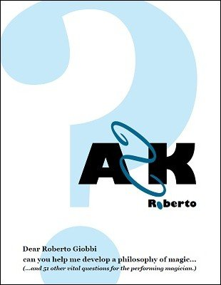 Ask Roberto Giobbi (for resale) by Roberto Giobbi