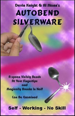 Autobend Silverware by Devin Knight & Al Mann