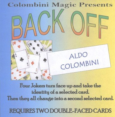 Back Off by Aldo Colombini