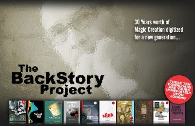 The Back Story Project by (Benny) Ben Harris