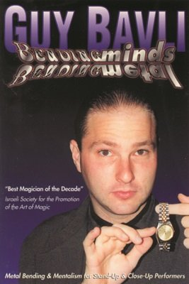 Bending Minds Bending Metal Volume 2 by Guy Bavli