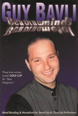 Bending Minds Bending Metal Volume 3 by Guy Bavli