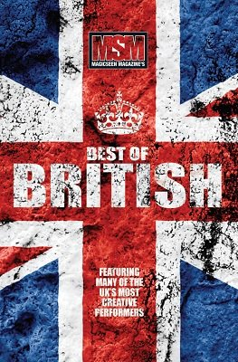 Best of British by Mark Leveridge & Graham Hey & Phil Shaw