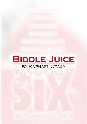Biddle Juice by Raphaël Czaja