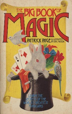 The Big Book of Magic by Patrick Page