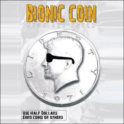 Bionic Coin by Ralf (Fairmagic) Rudolph