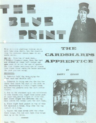 The Blueprint Volume 5 by Barry Govan & Ian Baxter & Murray Cooper & Gerry McCreanor