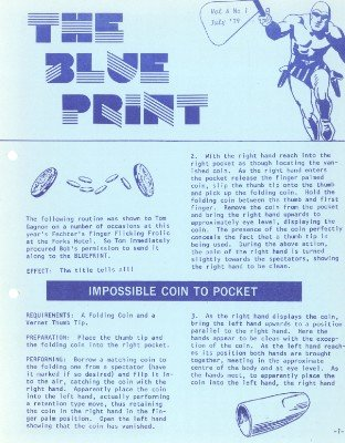 The Blueprint Volume 6 by Barry Govan & Ian Baxter & Murray Cooper & Gerry McCreanor