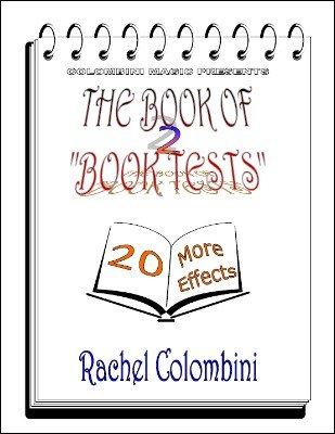 The Book of Book Tests 2 by Rachel Colombini