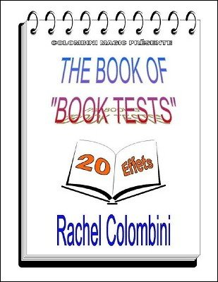 The Book of Book Tests (French) by Rachel Colombini