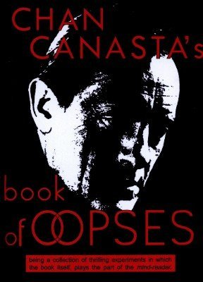 Chan Canasta's Book of Oopses (for resale) by Chan Canasta