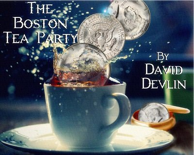 The Boston Tea Party by David Devlin