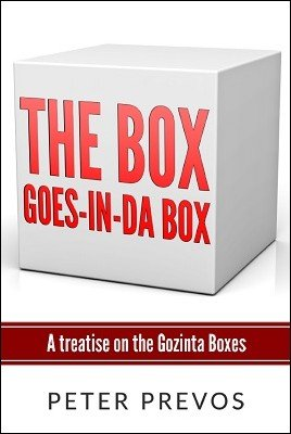 The Box Goes-In-Da Box by Peter Prevos