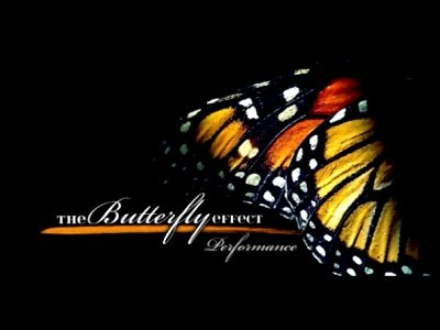 The Butterfly Effect: an impossible triple prediction by Dave Forrest