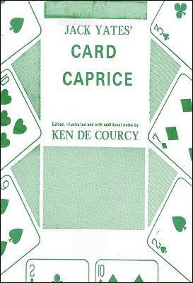 Card Caprice by Jack Yates