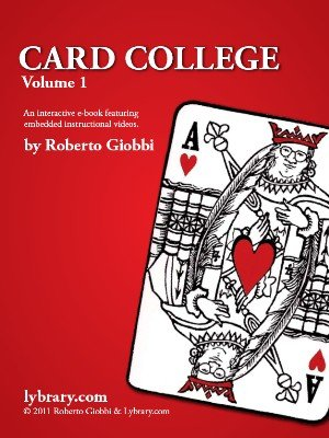 Card College 1 by Roberto Giobbi