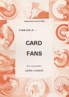 Card Fans Teach-In by Lewis Ganson