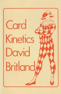 Card Kinetics by David Britland