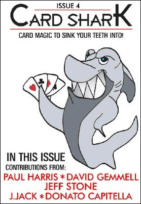 Card Shark Issue 4 by Kyle MacNeill