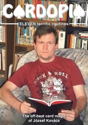 Cardopia: eleven terrific routines by Jozsef Kovacs