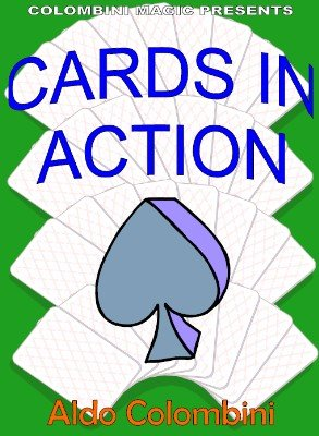 Cards in Action by Aldo Colombini