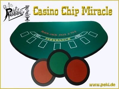 Casino Chip Miracle by Peki