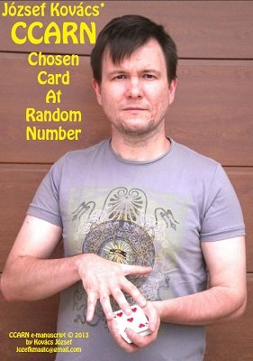 CCARN: Chosen Card At Random Number by Jozsef Kovacs