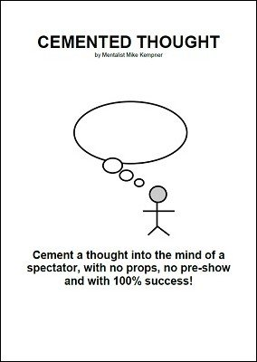 Cemented Thought by Mike Kempner