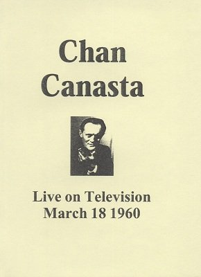 Chan Canasta Live on Television March 18th 1960 (for resale) by Chan Canasta