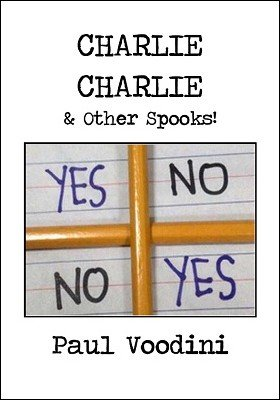 Charlie Charlie and Other Spooks by Paul Voodini