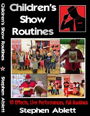 Children's Show Routines by Stephen Ablett