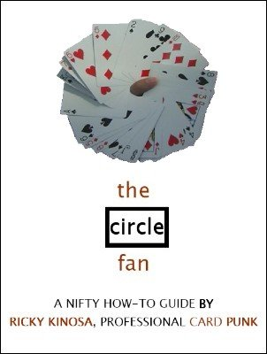 The Circle Fan by Ricky Kinosa