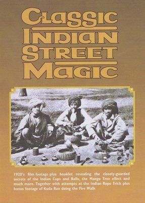 Classic Indian Street Magic (for resale) by Martin Breese