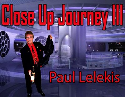 Close Up Journey 3 by Paul A. Lelekis
