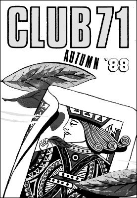 Club 71: 1988 by Geoff Maltby