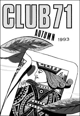 Club 71: 1993 by Geoff Maltby