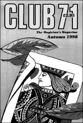 Club 71: 1998 by Geoff Maltby